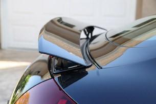 2011 Audi TT 2.0 Quattro Coupe rear spoiler