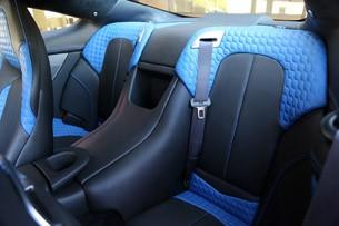 2014 Aston Martin Vanquish rear seats