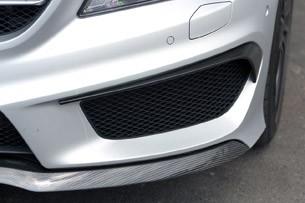 2014 Mercedes-Benz CLA45 AMG front fascia